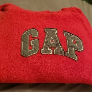 Boys Gap fleece sweatshirt